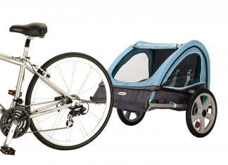 InStep Double Bicycle Trailer