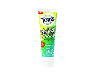 Tom's of Maine Toothpaste Review