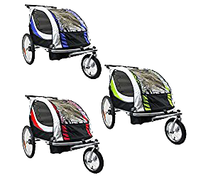 Clevr 2-in-1 collapsible 2-Seater Baby Stroller Review