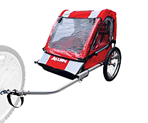 Allen Sports Steel Bicycle Trailer Review