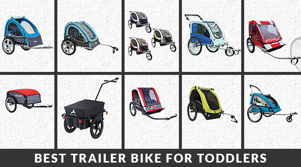 Best Trailer Bike for Toddlers