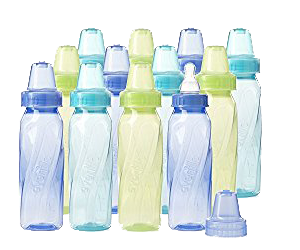 Evenflo Feeding Classic Twist Tinted Bottles Review