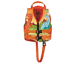 Full Throttle Child Water Buddies Life Vest Review