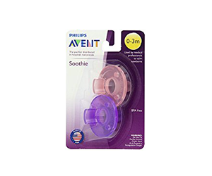 Philips AVENT Soothie Pacifier Review