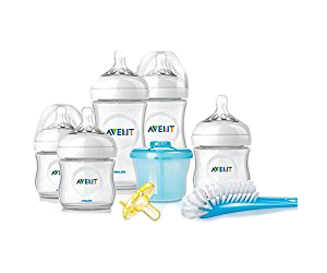 Philips Avent Natural Newborn Baby Bottle Review