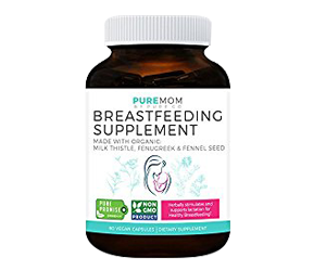 Organic Breastfeeding Supplement Review