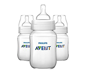 Philips Avent Anti-colic Baby Bottles Review