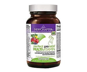 New Chapter Perfect Prenatal Vitamins Review