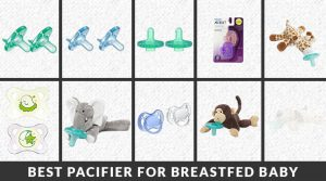 Best Pacifier for Breastfed Baby