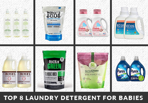 LAUNDRY DETERGENT FOR BABIES