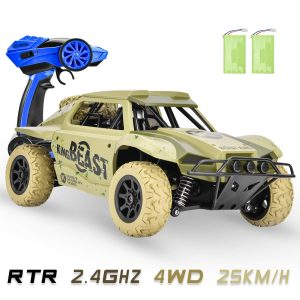 4x4 RC Truck Monster Remote Control Vehicle