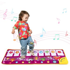 Toddler Piano Musical Mat