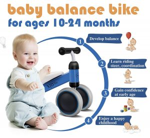 XJD Baby Balance Bikes Bicycle Baby Toys