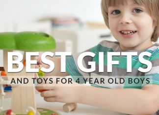 best gift and toys for 4 year old boys